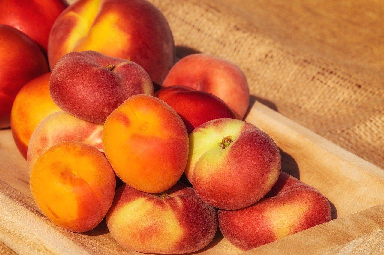 fruit, mixed, wooden bowl